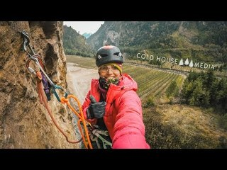 Hiking And Bolting Sport Routes In The Annapurnas || Cold House Media Vlog 71