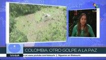 Colombia: org. rechazan política antidrogas presentada por Duque