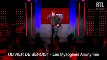 Olivier de Benoist - Les Mysogines Anonymes - Le Grand Studio RTL Humour