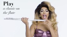 Shangela Tries 9 Things She's Never Done Before