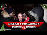 Arsenal 1-0 Qarabag FK   With Mesut Ozil You Play With 10 Men! (Claude & Kenny Ken)