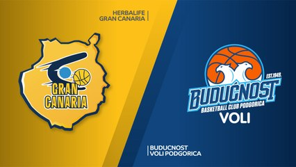 EuroLeague 2018-19 Highlights Regular Season Round 12 video: G. Canaria 95-85 Buducnost