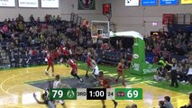 D.J. Wilson (21 points) Highlights vs. Maine Red Claws
