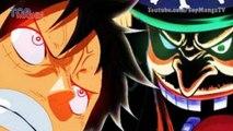 """Tranh thủ Big Mom truy sát Luffy, Râu Đen sẽ """"thừa nước đục thả câu"""" tấn công Đảo Bánh"""