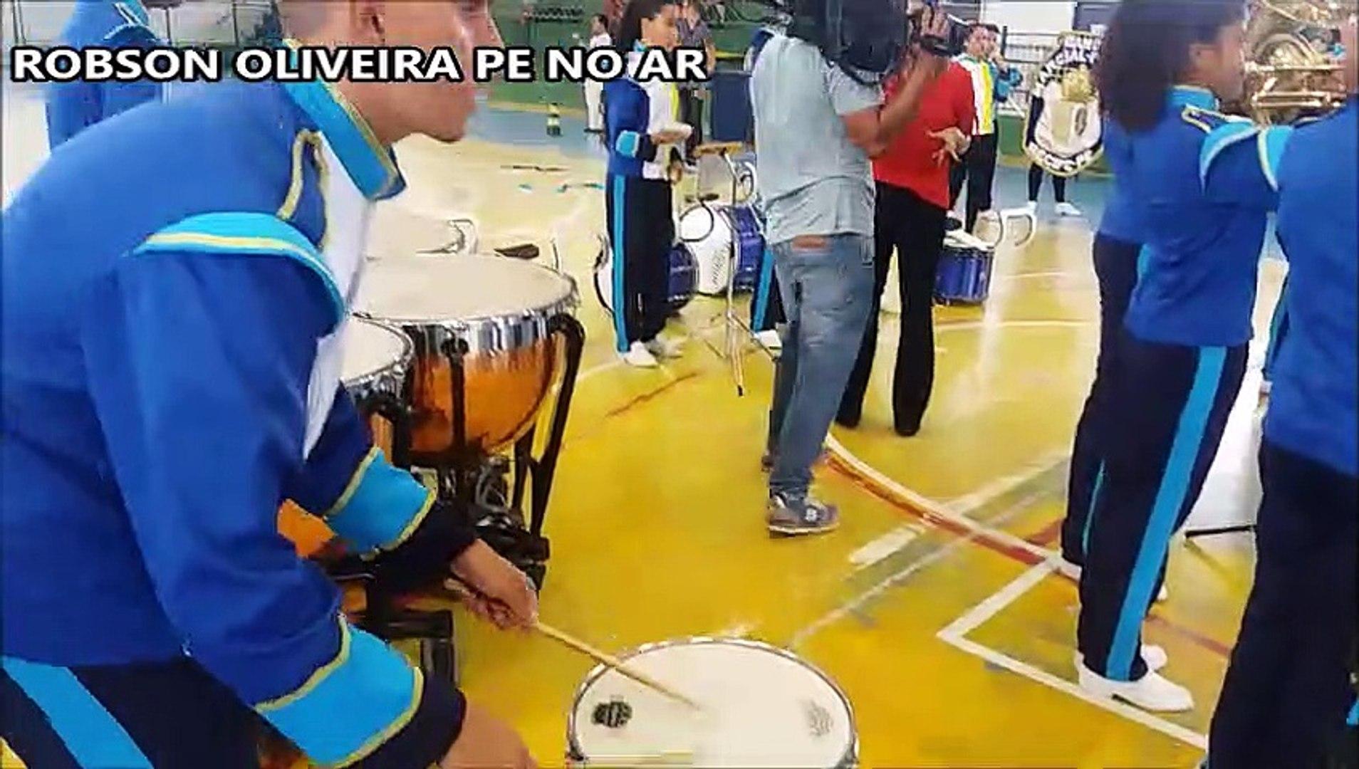 VI COPA NACIONAL DE CAMPEÃS BANDA MARCIAL INFANTIL PAULO VI