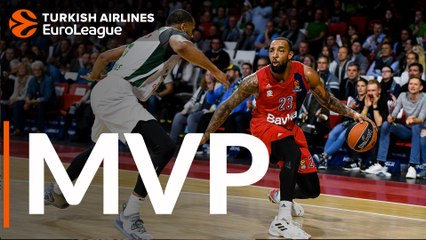 Round 12 MVP: Derrick Williams, FC Bayern Munich