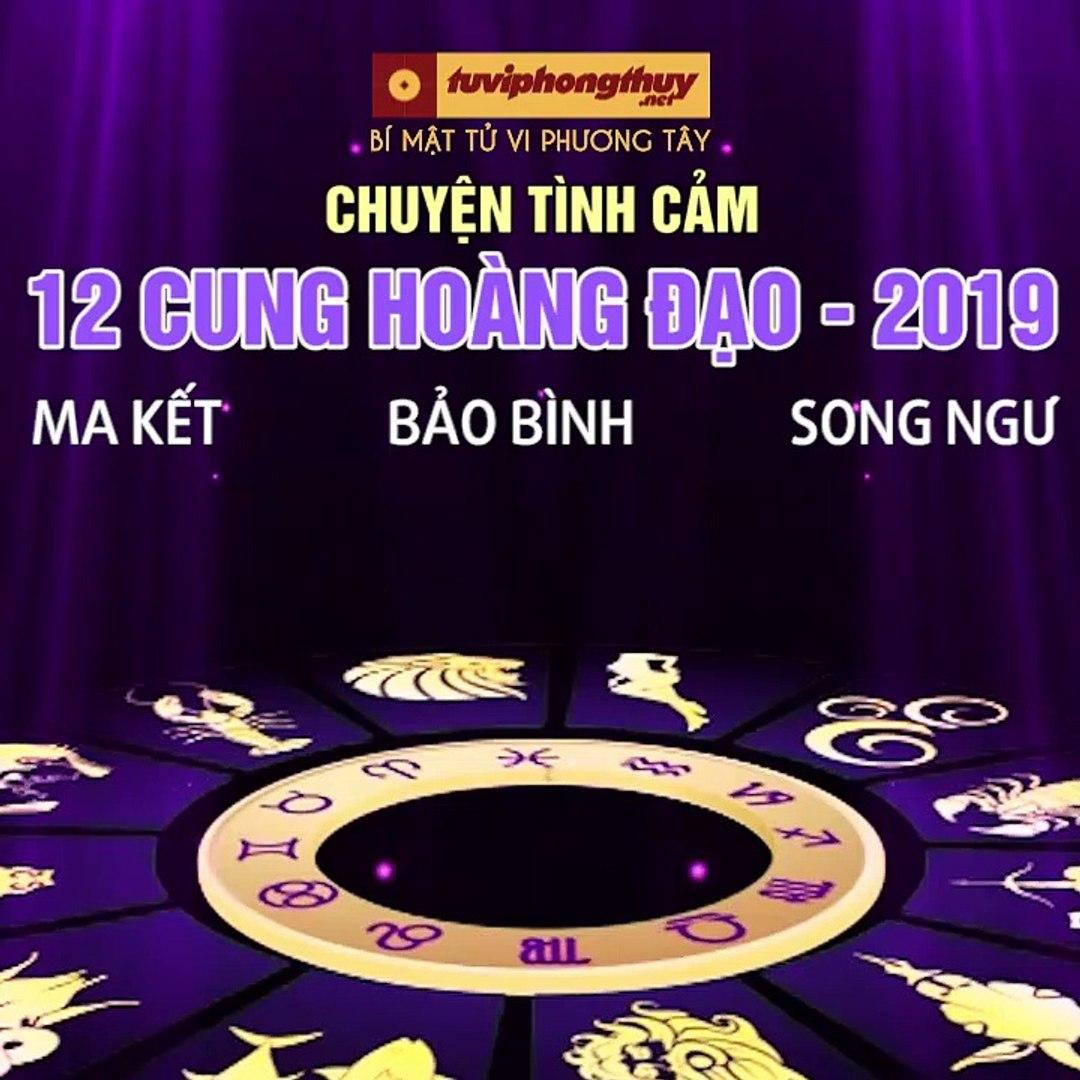 FB Chuyện tình cảm của 12 cung hoàng đạo trong năm 2019 - Ma Kết, Bảo Bình, Song Ngư