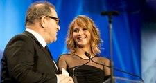 """""""Jennifer Lawrence'la İlişkiye Girdim"""" Diyen Yapımcı Harvey Weinstein, Kadın Aktöre Tecavüz Etti"""