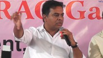 KTR Meet The Press : KTR Slams Yellow Media | Oneindia Telugu