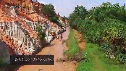 Tuổi trẻ này nhất định phải một lần đặt chân đến Bình Thuận để say mê sắc nước, đắm say hương trời