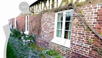 A vendre - Maison/villa - Veules les roses (76980) - 6 pièces - 165m²