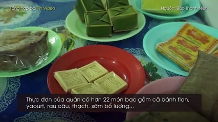 """""""Bảy sắc cầu vồng"""" các loại chè nóng - lạnh đủ kiểu bao đời """"ươm ngọt"""" cho nhịp sống Sài Gòn"""