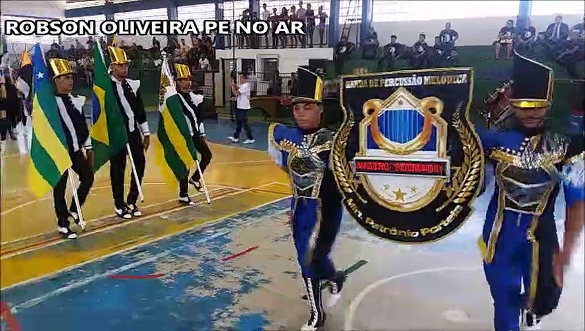 VI COPA NACIONAL DE CAMPEÃS BANDA DE PERCUSSÃO MÁSTER MINISTRO PETRÔNIO PORTELA-SE
