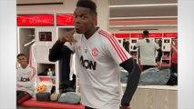 Le drôle de message d'anniversaire de Paul Pogba à Jesse Lingard