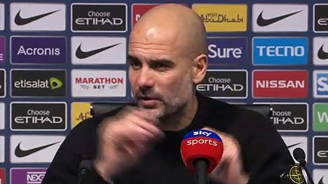 Reaction after Manchester City defeat Everton 3-1 in EPL