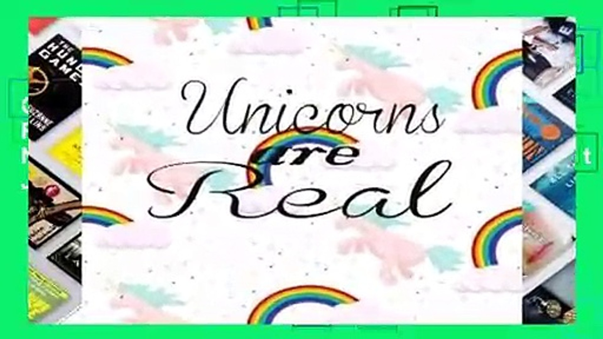 Get Full Unicorns Are Real: Unicorn Journal Notebook Quotes Notebook,Quotes Journal, Bible Verse