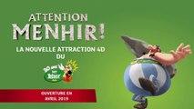 Attention Menhir ! Parc Astérix NEW 2019
