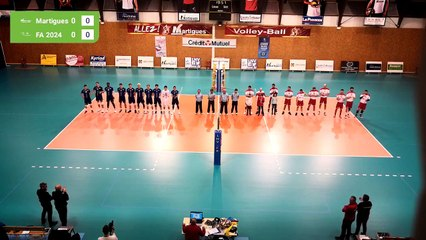 LBM : Martigues - France Avenir 2024