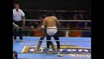 Cien Caras/Mascara Ano 2000/Universo 2000 vs Rayo de Jalisco Jr/Konnan/Perro Aguayo (CMLL April 5th, 1992)