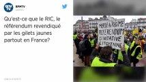 """Gilets jaunes. Beaucoup de banderoles avec la mention """"RIC"""": c'est quoi le référendum d'initiative citoyenne ?"""