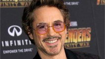 Robert Downey, Jr. Responds To NASA's Offer To Help Tony Stark