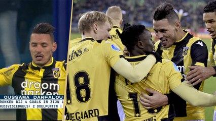 Un but talonnade et une passe pour Oussama Darfalou vs Venlo FC