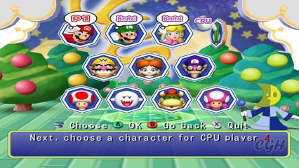Mario Party 6 All Free-For-All Minigames Gameplay