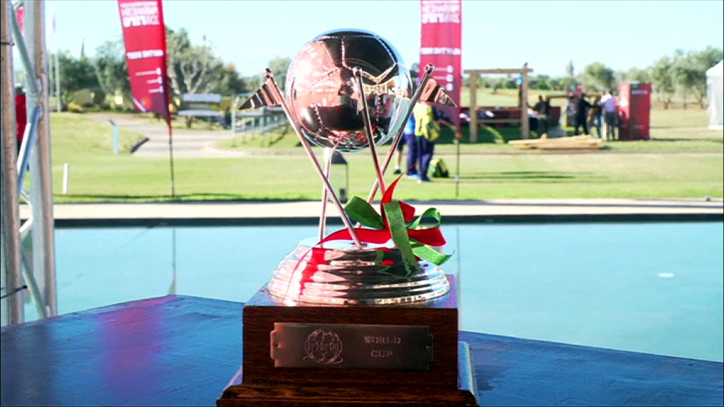 France win the footgolf World Cup