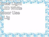 Fairy Lights WISD Low Voltage Xmas Lights 828M 800 LED White Indoor Outdoor Use String