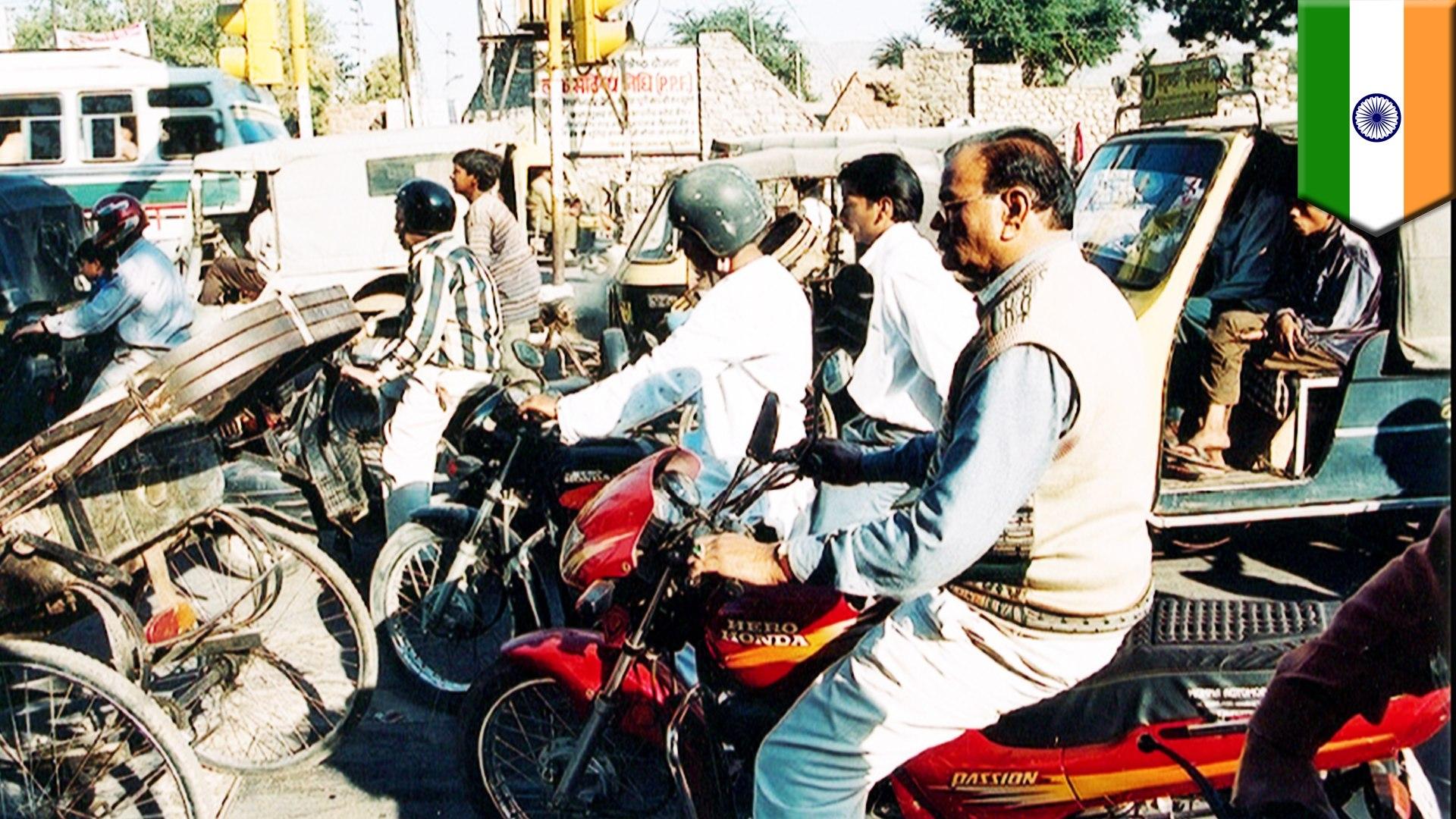 Macet: India dapat bantuan dari Jepang untuk kurangi kemacetan - TomoNews