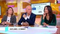 """Pour Jean-Michel Apathie, le mouvement Gilets Jaunes est un mouvement """"très politisé par la droite et l'extrême droite"""" - Regardez"""