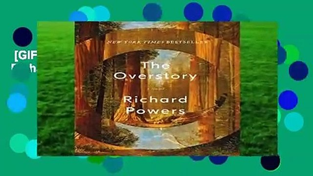 [GIFT IDEAS] The Overstory by Richard Powers