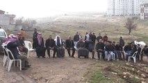 Suriyelilerden Harekata Destek