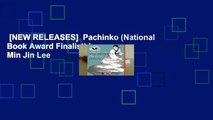 [NEW RELEASES]  Pachinko (National Book Award Finalist) by Min Jin Lee