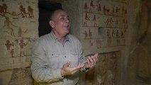 Egjipt, zbulohet varri 4400 vjeçar në gjendje fantastike - Top Channel Albania - News - Lajme