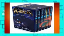[MOST WISHED]  Warriors: The New Prophecy Box Set: Volumes 1 to 6 by Erin Hunter