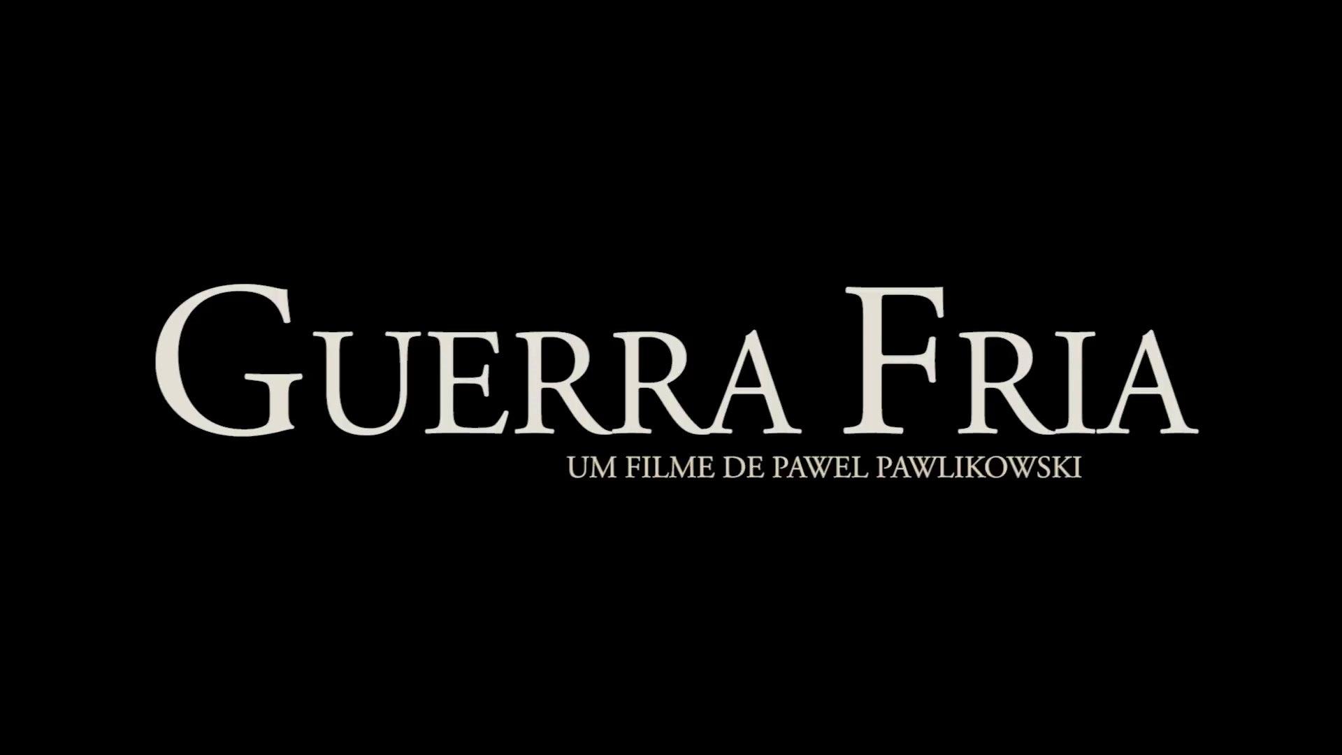 GUERRA FRIA   Trailer (2019) Legendado HD