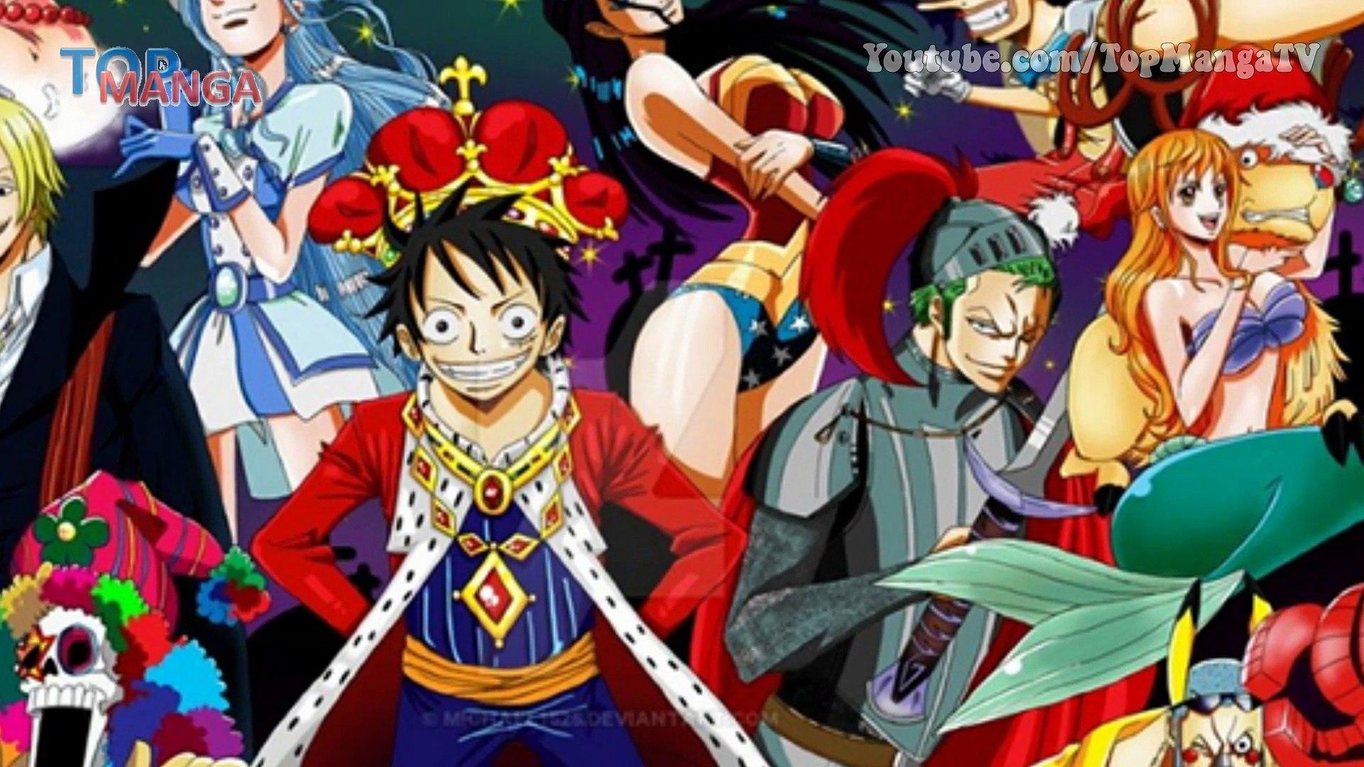 7 hải tặc biết vị trí của hòn đảo Raftel cùng kho báu vĩ đại One Piece