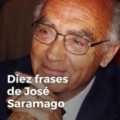 Diez Frases De José Saramago