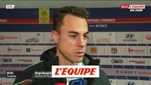 Benaglio «On a rendu la vie trop facile à Lyon» - Foot - L1 - ASM