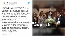 Qui est Vaimalama Chaves, la Miss France 2019 ?