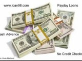 Payday Loans, Personal Loans