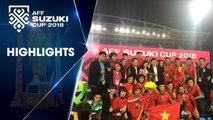 Đánh bại Malaysia, ĐT Việt Nam lần thứ 2 lên ngôi vô địch AFF Cup | VFF Channel