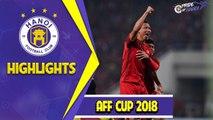 HIGHLIGHTS   Việt Nam vô địch AFF Cup sau chiến thắng nhẹ nhàng trước Malaysia   HANOI FC