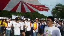 """Festival """"Run for the Heart"""" in Ho Chi Minh City - Ngày hội """"Chạy vì trái tim"""" tại thành phố Hồ Chí Minh"""