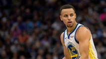 Steph Curry Talks To Astronaut Scott Kelly About Moon Landing Fiasco