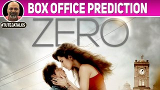 ZERO Box Office Prediction | Shah Rukh Khan | Anand L. Rai | Anushka Sharma | Katrina Kaif |