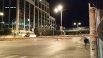 Explosion aux abords de Skai TV à Athènes