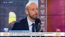 """Stanislas Guerini (LaREM) : """"Il ne doit y avoir aucun tabou"""" sur le référendum d'initiative citoyenne"""