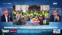 Brunet & Neumann : Référendum d'initiative citoyenne, une bonne idée ? - 17/12